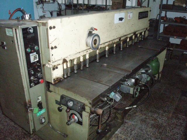 Shears - plate - VS 205/4