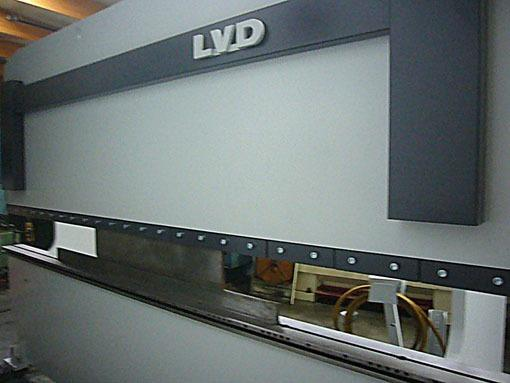 Lisy - ohraňovacie - PPBL 60T x 3000