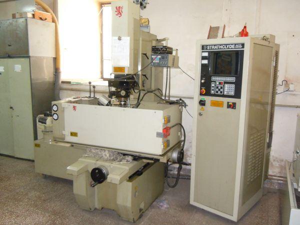 Ostatné stroje - vyiskrovačky - STZ 50-40