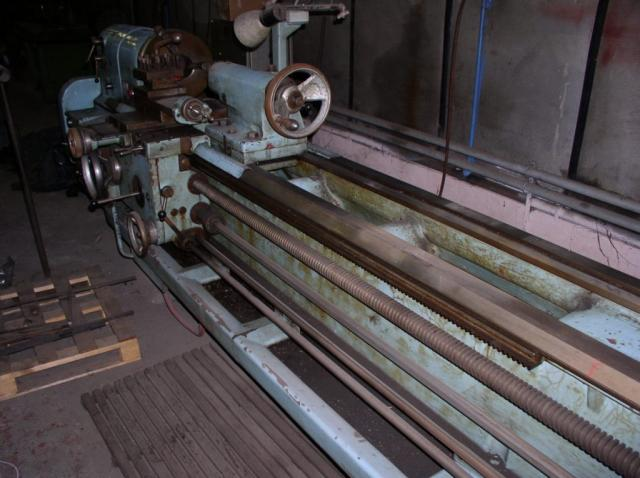 Lathes - centre - SU 50/2000