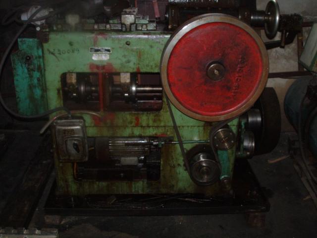 Ostatní stroje - rovnačky - Rovnačka drátu