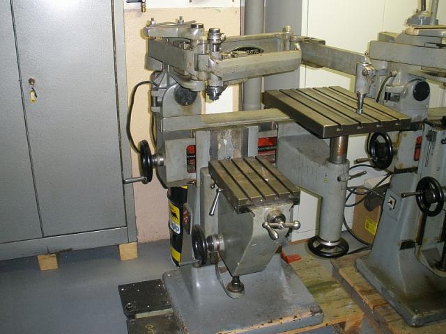 Frézky - univerzálne - Pantografická frézka MP - 200M