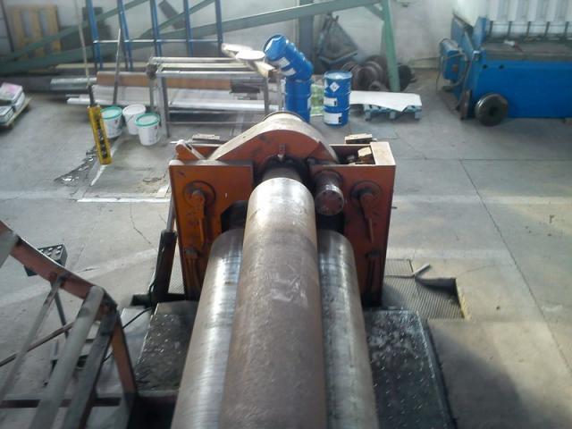 Bending rolls - plate - XZMP 3150/16