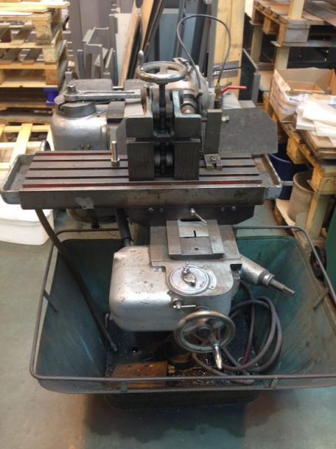 Frézky - nástrojářské - FNW 32X500