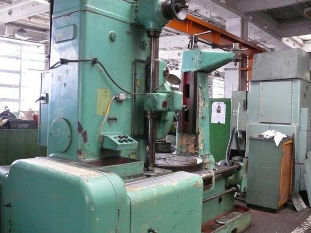 Stroje na ozubení - frézky na ozubení - OVF 10