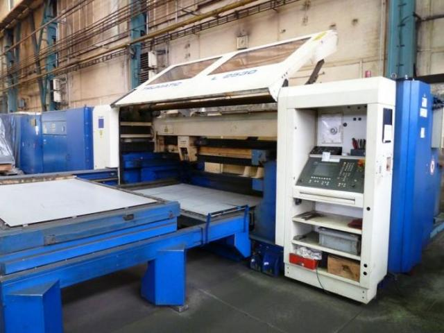 Flame cutting machines - lasers - Trumatic L 2530