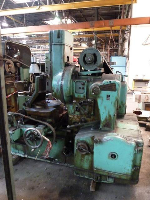 Stroje na ozubenie - obrážačky na ozubenie - SH-75