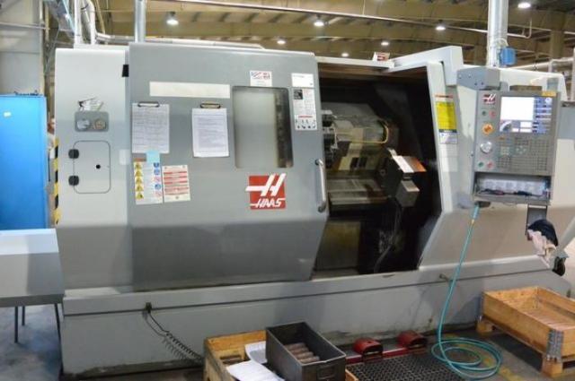 Lathes - CNC - SL-40 THE