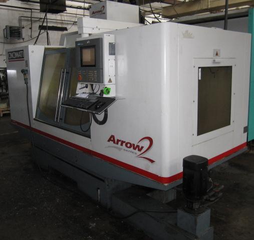 Obráběcí centra - vertikální - Arrow VMC1250C
