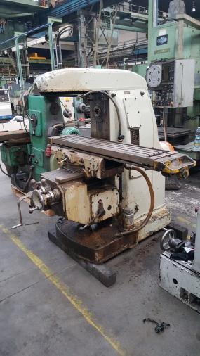 Milling machines - horizonal - FWC 25