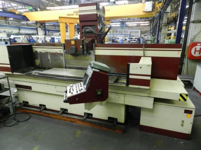 Brusky - rovinné - FSG 2460 CNC
