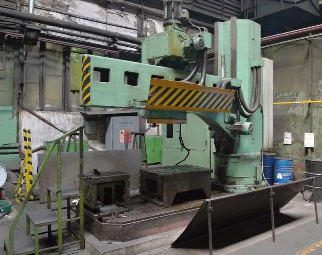Drilling machines - radial - VO 80
