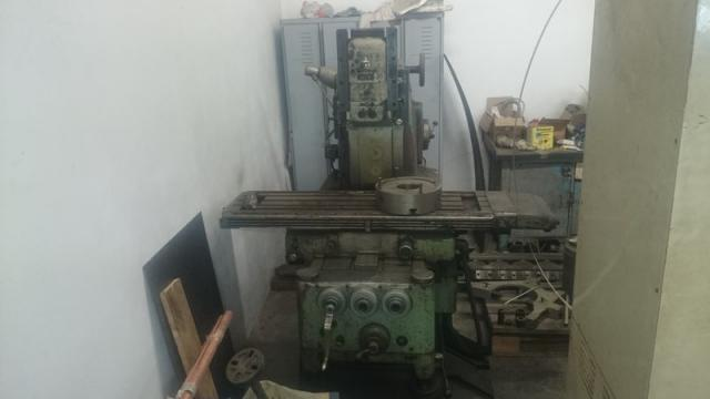 Milling machines - horizonal - FB 25H