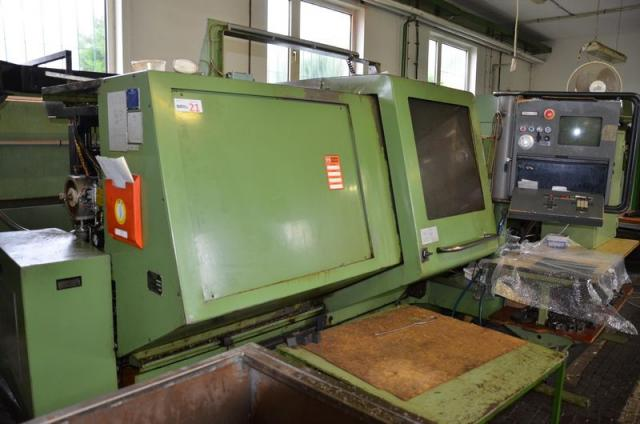 Soustruhy - CNC - GDM 65-4A