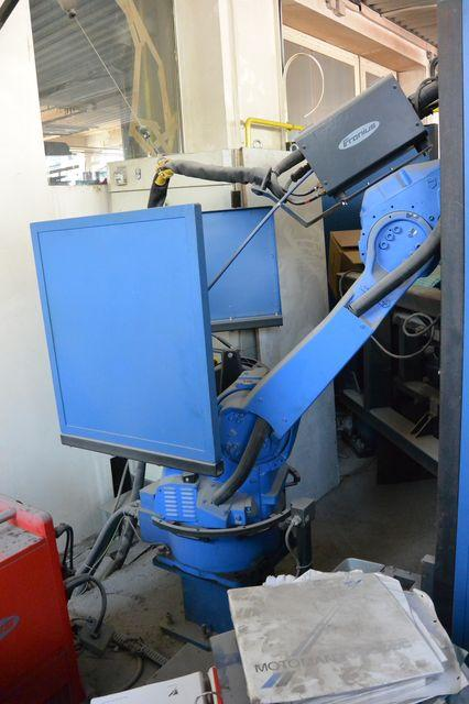 Ostatní stroje - ostatní - Svařovací robot Motoman UP 20