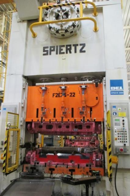 Presses - other - F2E 25x2,2