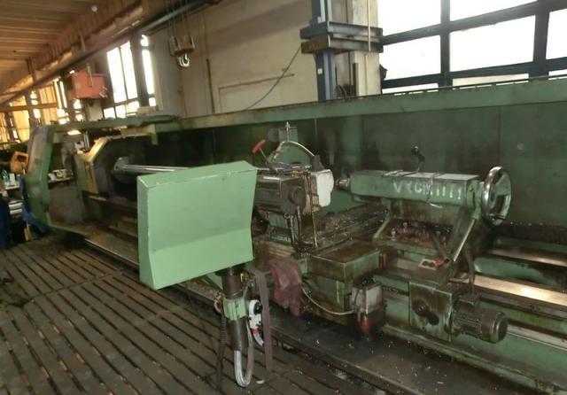 Lathes - CNC - SUA 80 Numeric 6500
