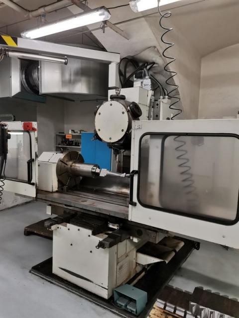 Milling machines - CNC - FCR 50 CNC