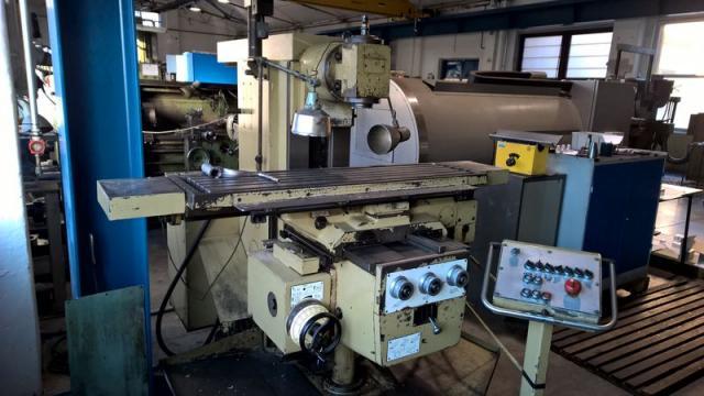 Milling machines - horizonal - FW 250x1000/2