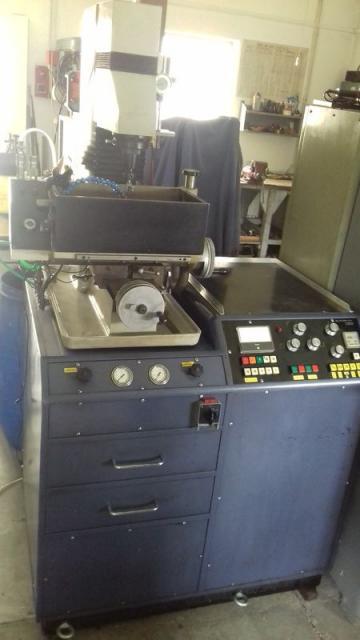 Ostatní stroje - vyjiskřovačky - H 300