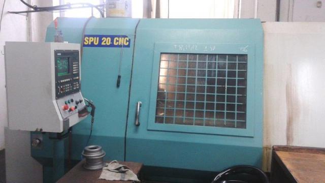 Soustruhy - CNC - SPU 20 CNC