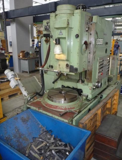 Stroje na ozubení - obrážečky na ozubení - OHA 50A