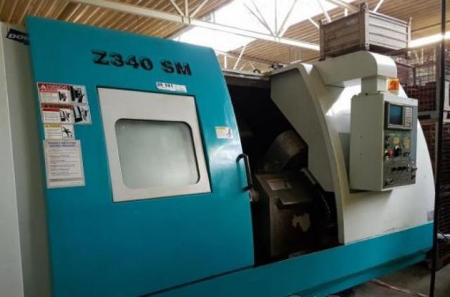Soustruhy - CNC - Z 340 SM