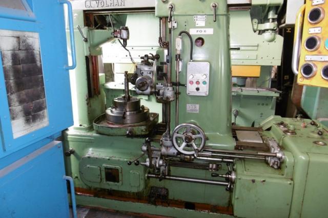 Stroje na ozubení - frézky na ozubení - FO 6