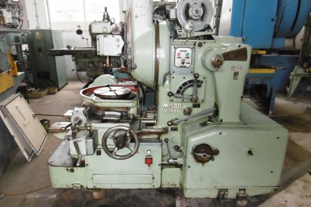 Stroje na ozubení - obrážečky na ozubení - SH-45