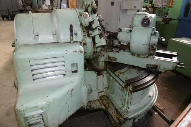 Stroje na ozubenie - obrážačky na ozubenie - ZSTWK 280/8