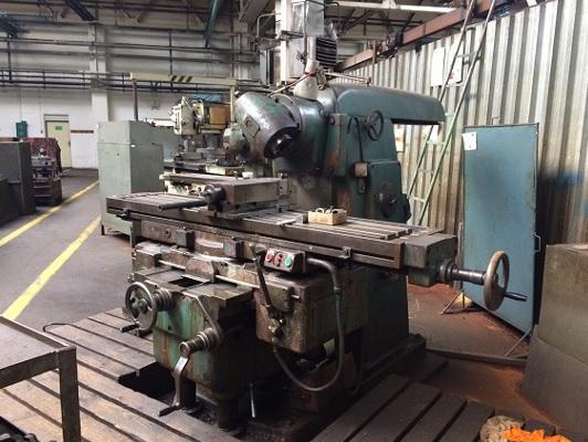 Milling machines - universal - FA 5U