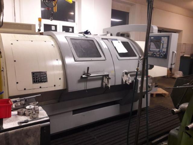 Soustruhy - CNC - FLC 2160F