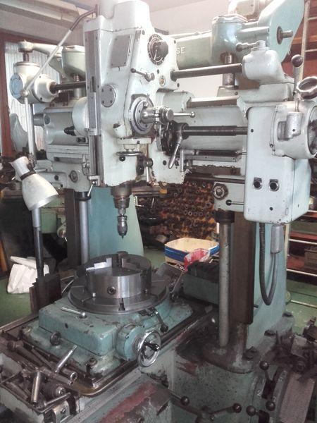 Drilling machines - coordinate - MP 46