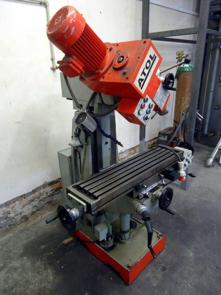 Milling machines - vertical - VS 500