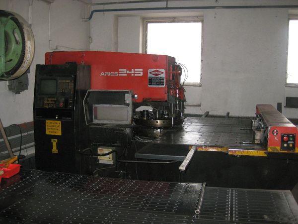 Ostatní stroje - vysekávací stroje - ARIES 245