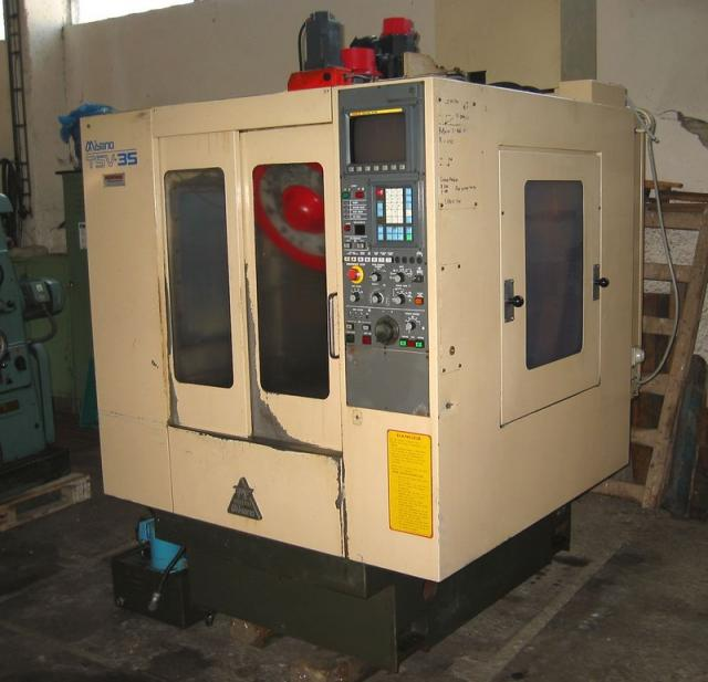 Machining centres - vertical - TSV 35