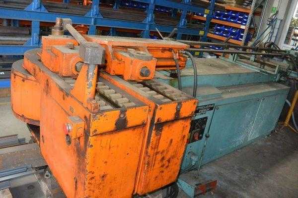 Bending machines - tube - XOTH 114
