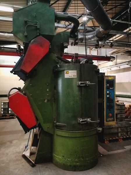 Ostatní stroje - ostatní - Tryskací zařízení CM 1000/2T