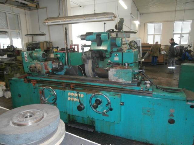 Grinding machines - centre - BHU 32