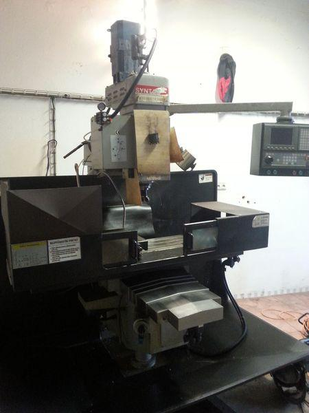 Milling machines - CNC - M6 CNC