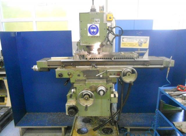 Milling machines - vertical - FV 36