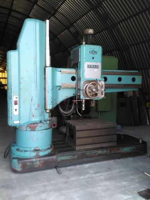 Drilling machines - radial - VR 6A