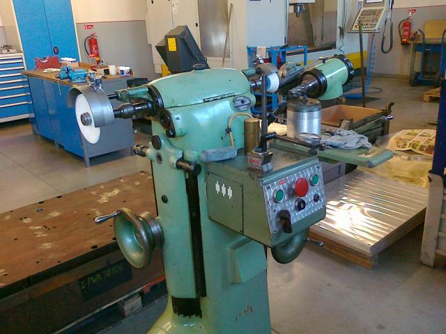 Grinding machines - tool - N 1