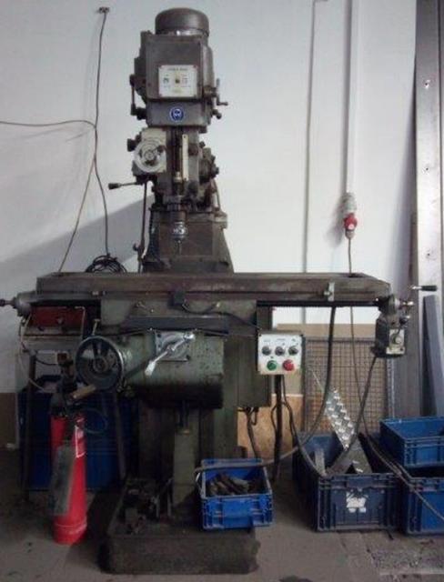 Frézky - svislé - LC 20VS