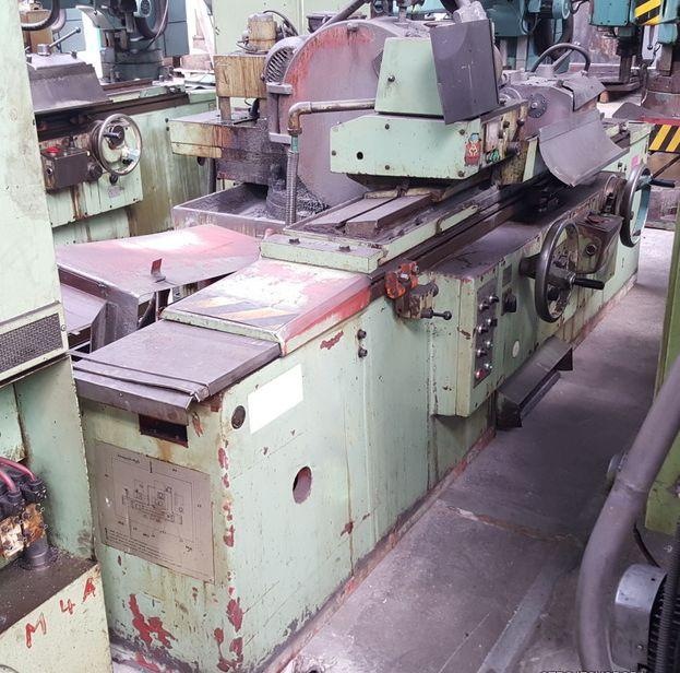 Grinding machines - centre - BH 25A/1000