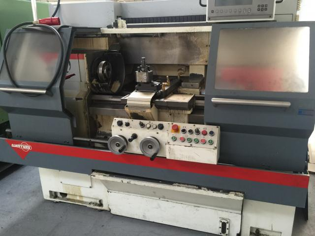 Lathes - CNC - Hiturn 320