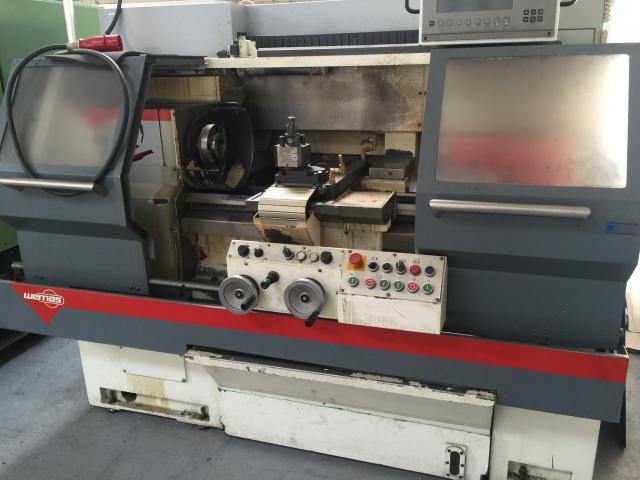 Sústruhy - CNC - Hiturn 320
