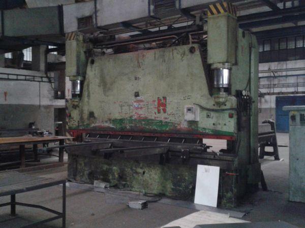 Presses - brake - CTO 250/4000