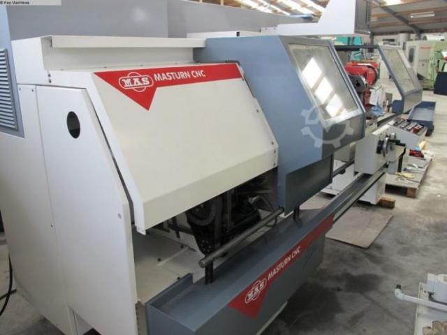 Soustruhy - CNC - Masturn MT 50 CNC
