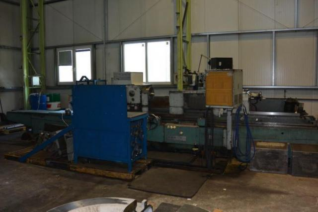 Grinding machines - centre - BUC 63A/3000